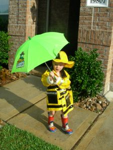 My LIttle Fire Fighter.